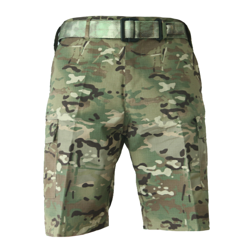 TAK YIYING Summer Militar Tactical Cargo Shorts Men Camouflage Army Military Short Men Sport Hike Outdoor Shorts Camo