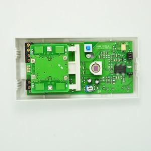Image 4 - (1 шт.) внутренний Проводной инфракрасный и микроволновый детектор, цифровой Интеллектуальный датчик движения, высококачественный парадокс, Пассивный ПИР сигнал с пассивным датчиком движения и пассивным датчиком движения, с пассивным датчиком движения, для использования в помещении, с датчиком движения