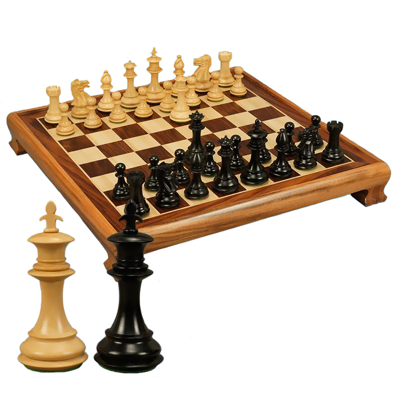 BSTFAMLY wood chess set game, portable game of international chess, padauk and boxwood chess pieces wood King height 106mm, LA18 bstfamly chess set abs plastic plating process and metal aggravation chess pieces high grade king height 90mm chess game la100
