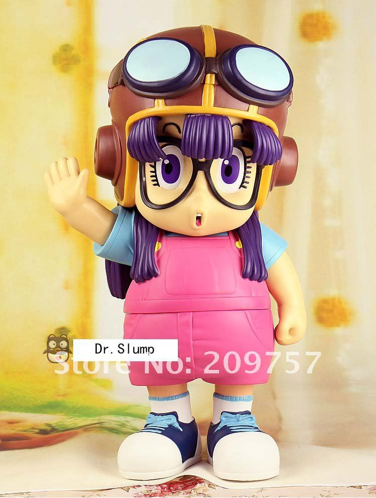 ФОТО Classic Anime Comic Dr.Slump Arale PVC Action Figure Toys 38CM/15