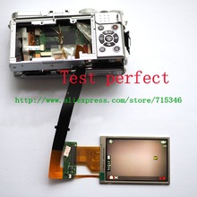 Yeni tam bileşenler mil döner LCD Flex kablo Fuji Fujifilm için XA2 X A2 XA 2 dijital kamera onarım bölümü