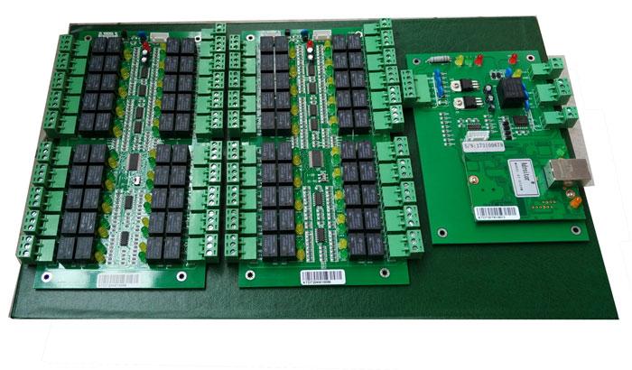 TCP/IP  Lift access controller ,Elevator Controller,control 40 floor ,model:DT40 controller