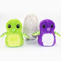 Children Electronic Pet Hatching Eggs Interaction Creature Surprise Dinosaur Egg Toy Glowing Pet Egg Kids Toys