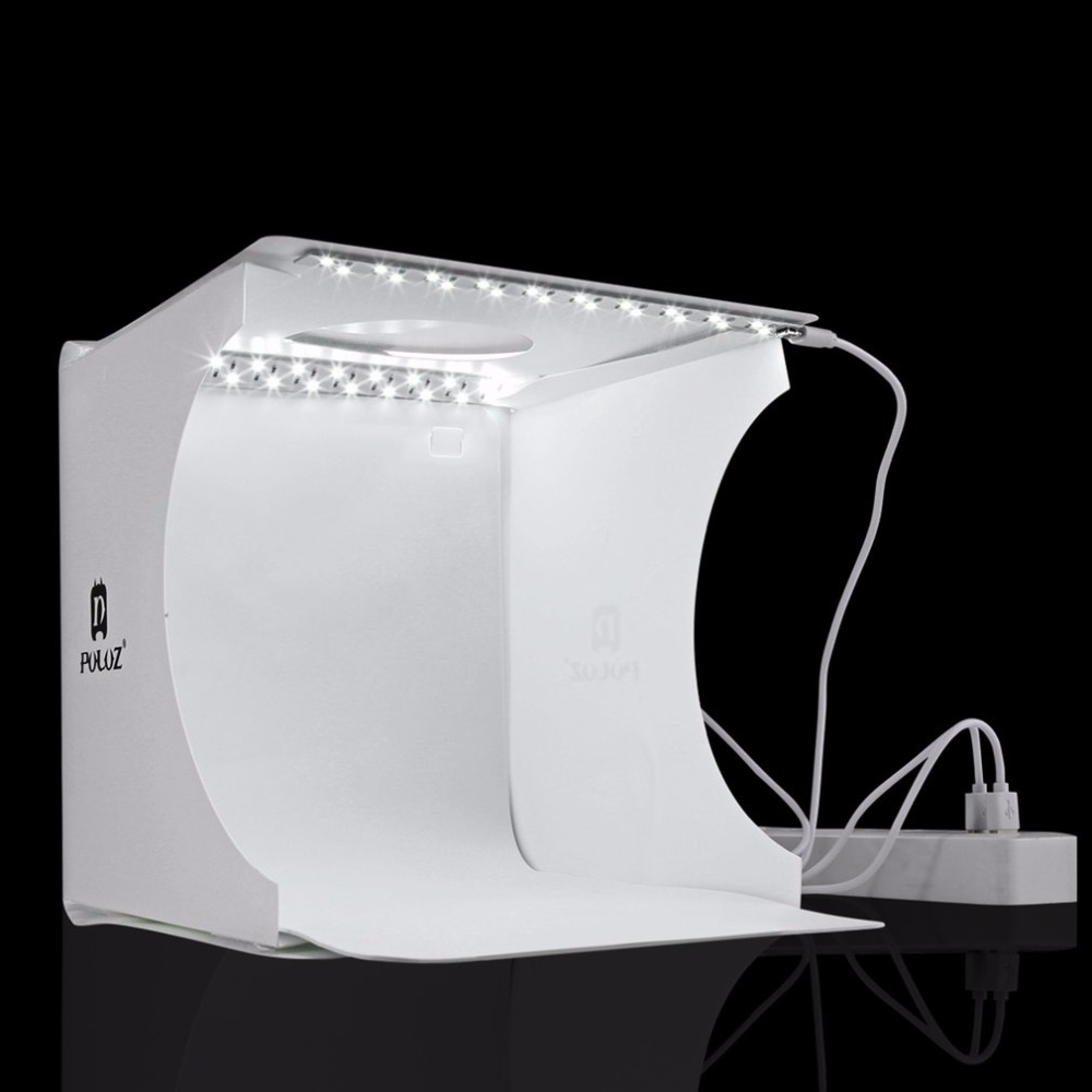 PULUZ Lamp-Box Light-Box-Accessories Studio-Box Digital-Camera Foldable Photography Mini