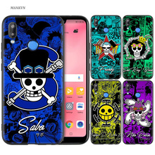 Silicone Case Cover for Huawei P20 P10 P9 P8 Lite Pro 2017 P Smart+ 2019 Nova 3i 3E Phone Cases One Piece Roronoa Zoro Coque стоимость