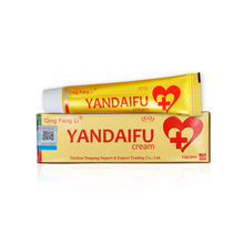 1pcs yiganerjing קרם bingfuchun גופרית אנטיבקטריאלי YANDAIFU בעבודת יד סיני צמחים טבעי לרסן לא תיבה