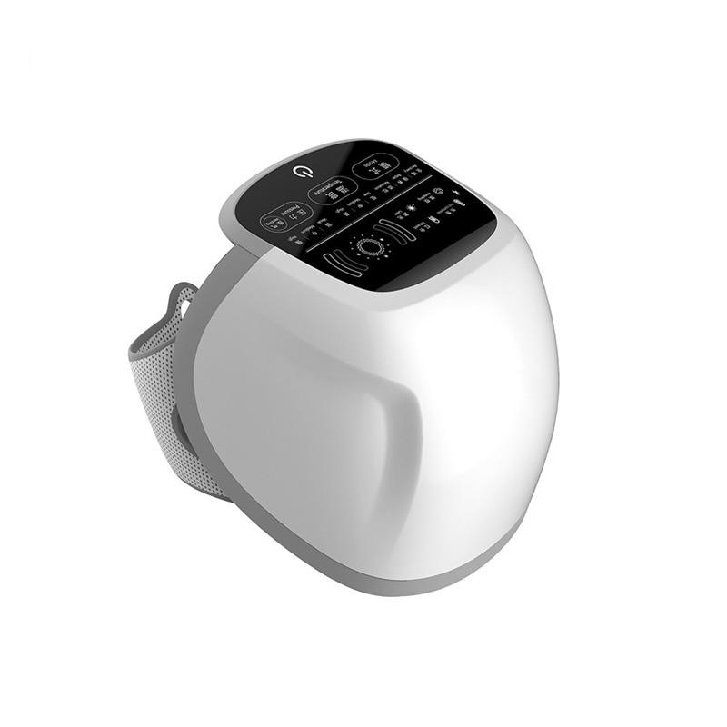 LLLT 808nm Riscaldamento Elettrico Laser Massager Ginocchio Ginocchio Sports Injury pain relief dispositivo