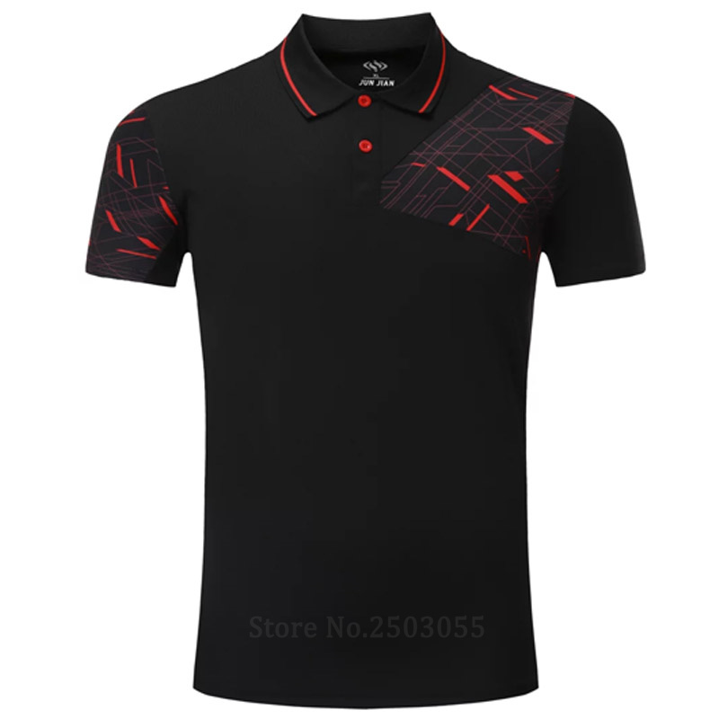 golf shirts Mens Badminton T-Shirts Quick Dry tennis shirt sport badminton clothes badminton short sleeve  T Shirts Running(China)