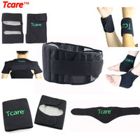 Tcare Self Heating Tourmaline Braces Magnetic Therapy Posture Waist Belt Knee Pads Elbow Ankle Wrist Neck