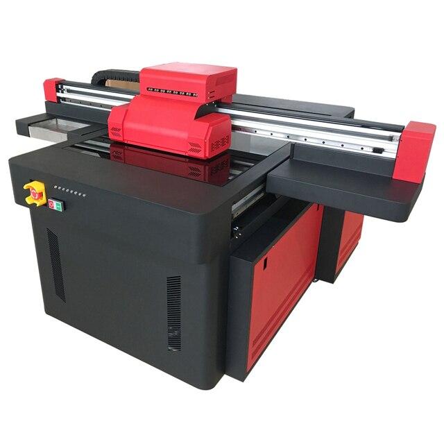 DOMSEM Lớn định dạng Kỹ Thuật Số Inket Máy In UV Phẳng Varnish in ấn 650*950 mét/1200*1600 mét với EPSON/đầu in XAAR