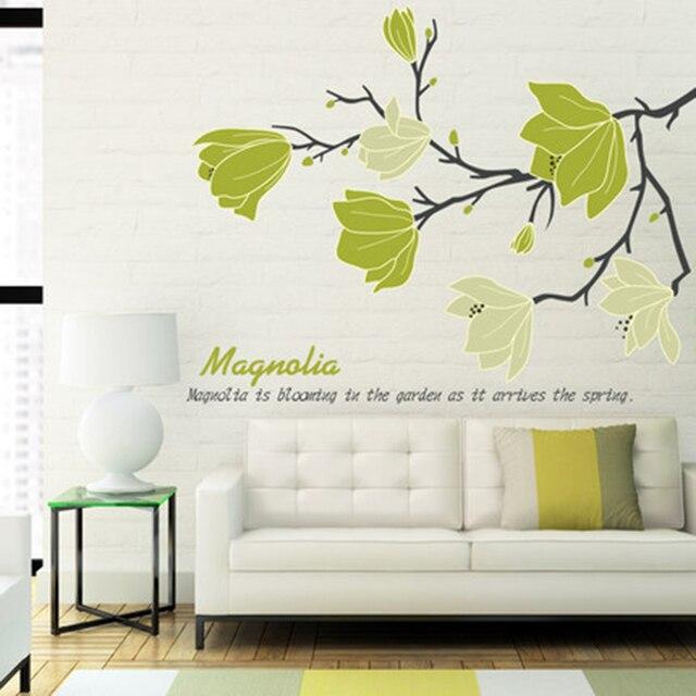 Parete adesivi 3d home decor creativo fiore porta della cucina wall stickers da parete per - Adesivi da parete per cucina ...