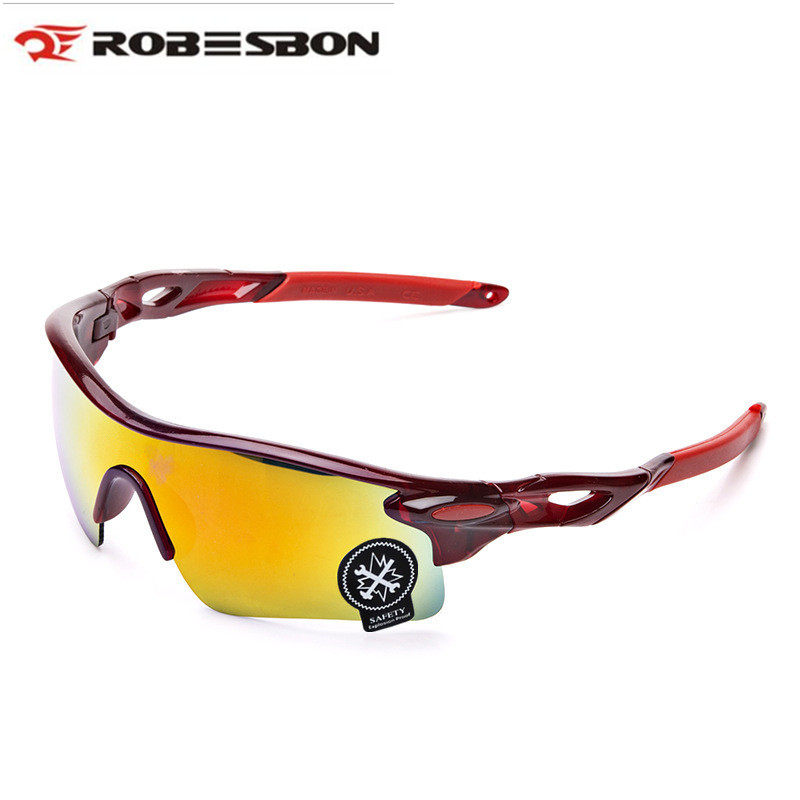 Cheap Cycling Sun Glasses 2018 Sports Bicycle Sunglases Men Outdoor Fishing Retro Bike Glasses Male Motorcycle Gozluk Sunglasses
