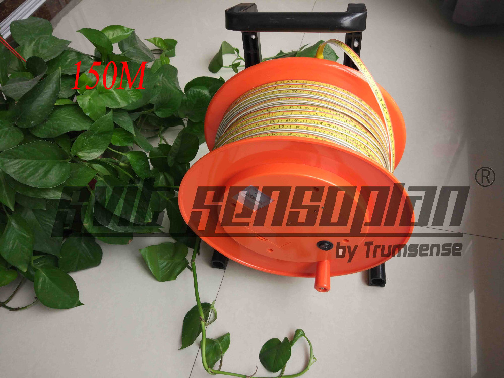 Special Offer 150 Meter Portable Steel Ruler Water Level 150M Soft For Measuring