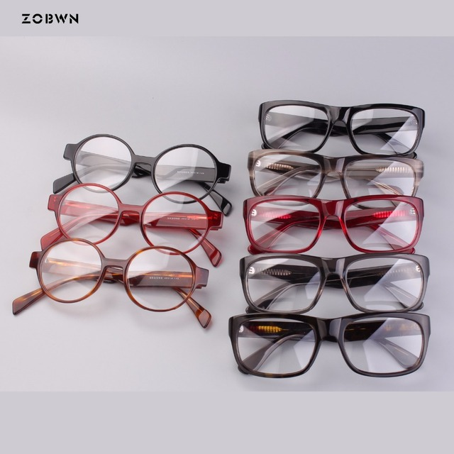 418039c43d Harry Potter Fashion Glasses Transparent Spectacle round Frames Goggles Men  Women Fashion vintage Eyeglasses Clear Lens