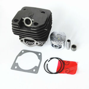Image 1 - 4500 45CC Chainsaw cylinder and piston kit dia 43mm