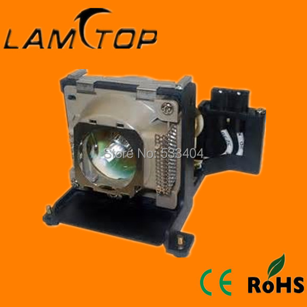 FREE SHIPPING  LAMTOP  180 days warranty  projector lamp with housing   59.J8401.CG1 for  PB7110