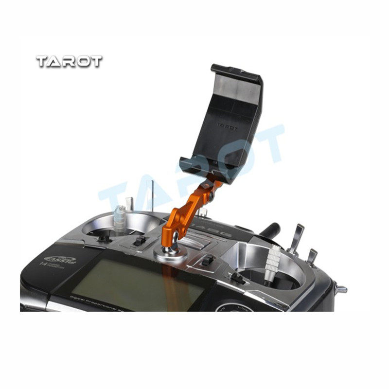 Tarot-RC Smartphone Clamp Tablet Holder TL2971 for Futaba Tr