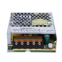 цена на 35W LRS-35-24 AC 85-264V To DC 24V Single Output Switching Power Supply 150mVp-p Switching Power Supply Regulator