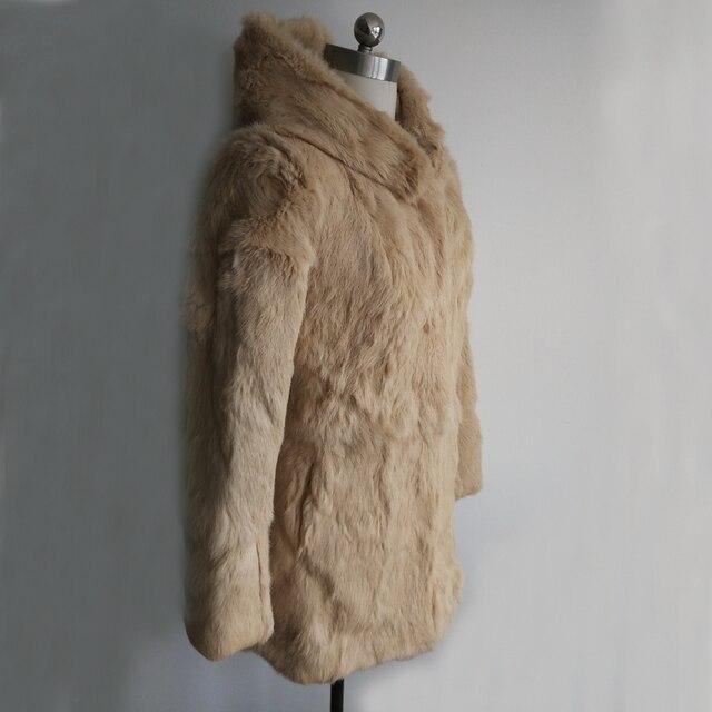 Abrigo de piel de animal