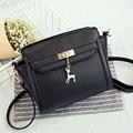 2016 famous designer brand women  messenger bag casual luxury high quality PU leather crossbody bag dollar price bolsa feminina