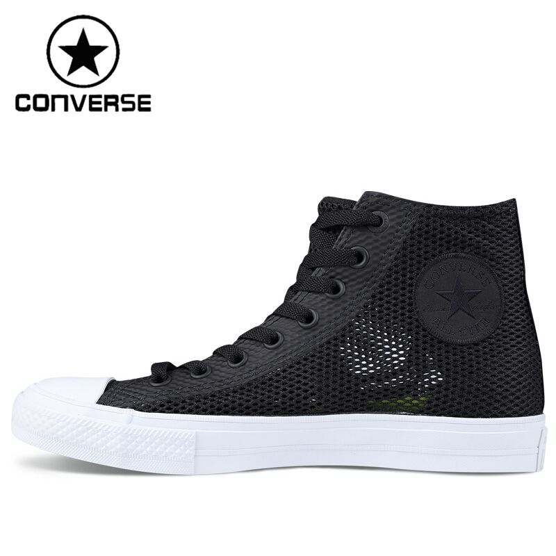 Original New Arrival 2017 Converse Unisex Skateboarding Shoes  Sneakers