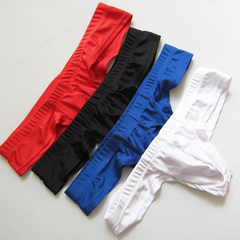 Cueca boxer hommes sous-vêtements mini boxer sexy lingerie gay hommes sous-vêtements boxeurs shorts pas cher taille basse culotte slip homme
