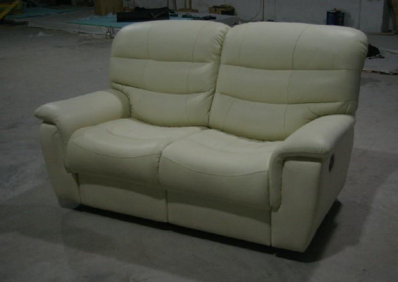 2015 sala de estar sofá moderno sofá reclinable sofá de cuero con - Mueble - foto 6