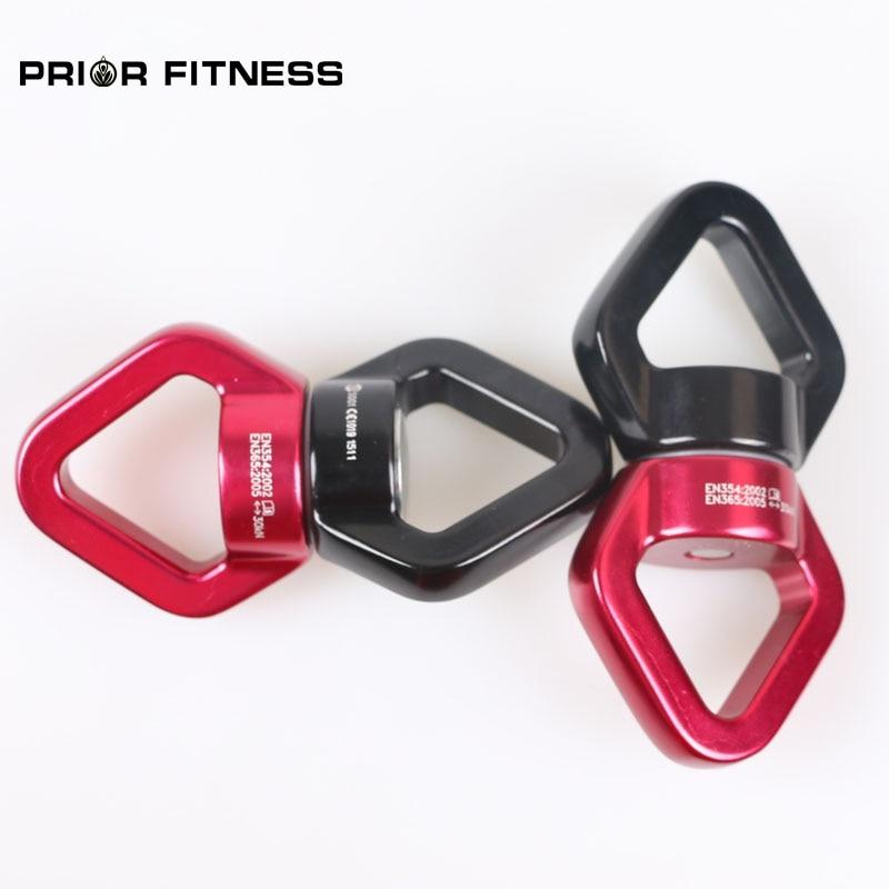 Akcesoria do jogi 30KN krętliki do hamaka do jogi, pierścień - Fitness i kulturystyka - Zdjęcie 5