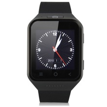 "Bluetooth Smart Watch S8 1,54 ""Android 4.4 MTK6572 Dual Core Smartwatch 3G Telefon Uhr Mit GPS Wifi 2,0 Mt Kamera PK GT08 DZ09"