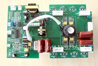 ZX7 140 HMTJ PCB with diode card of filter driven plate ...