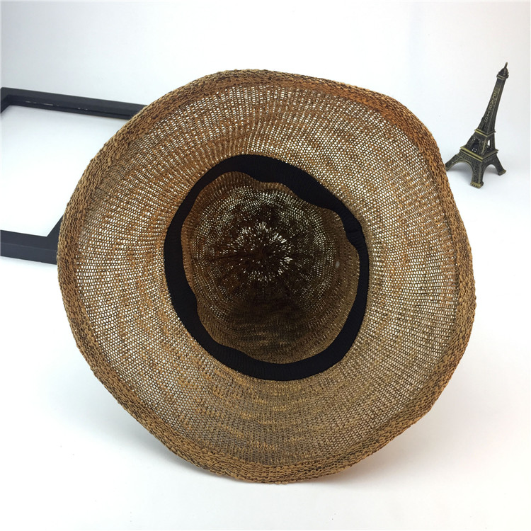 Summer New Style Hat Lady Cotton Collapsible Sun Protection Hat Outdoor Travel Casual Beach Bucket Hats ACF17 (11)