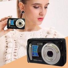 2019 New 2.4HD Screen Digital Camera 16MP Anti-Shake Face De