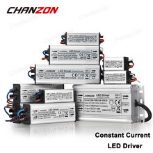 Constant Current LED Driver Waterproof IP65 1W 3W 5W 10W 20W 30W 36W 50W 100W AC 100V-240V Input 110V 220V Lighting Transformer