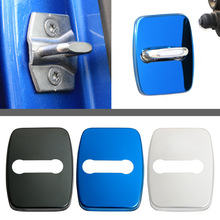 Car door lock buckle protector cover trim sticker For BMW M X5 X6 F15 E70 E71 E91 E92 E93 F20 F15 F13 M3 E34 X5 car accessories цена 2017