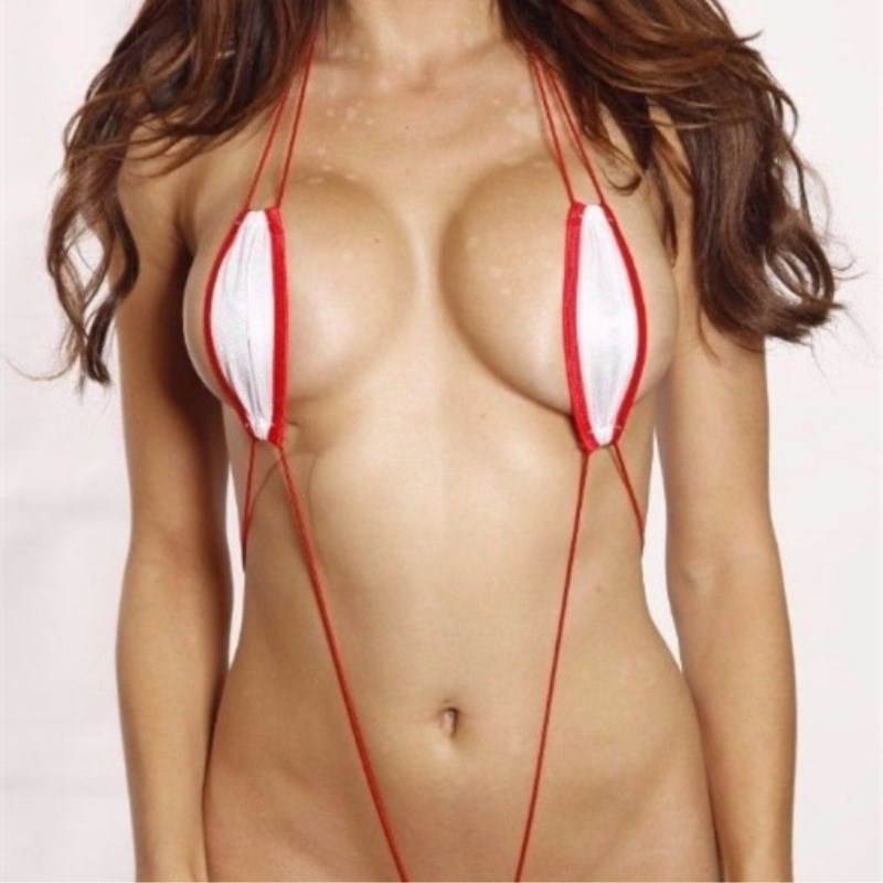 2018 Sexy Mini Micro Bikini Set Beach Wild Swimming Lingeries Costumes Swimwear Female Extreme Women Beach G-String Swimsuit 2018 new exotic micro bikini set beach swimwear female sex extreme sunbathing swimming costumes for women sexy g string swimsuit