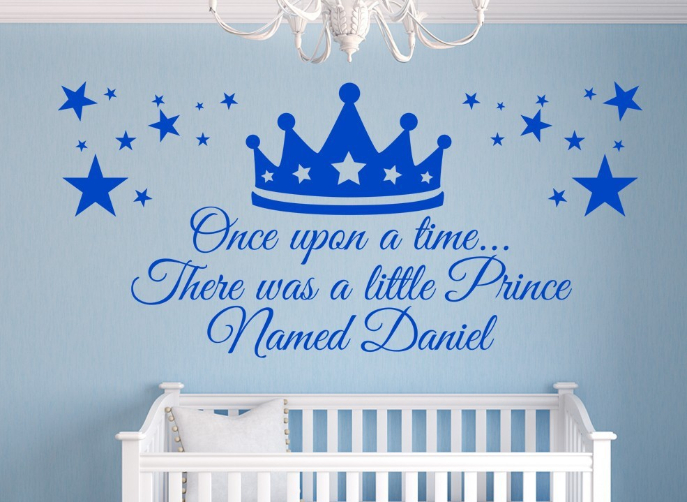 A Little Prince Quotes With Stars Personalized Name
