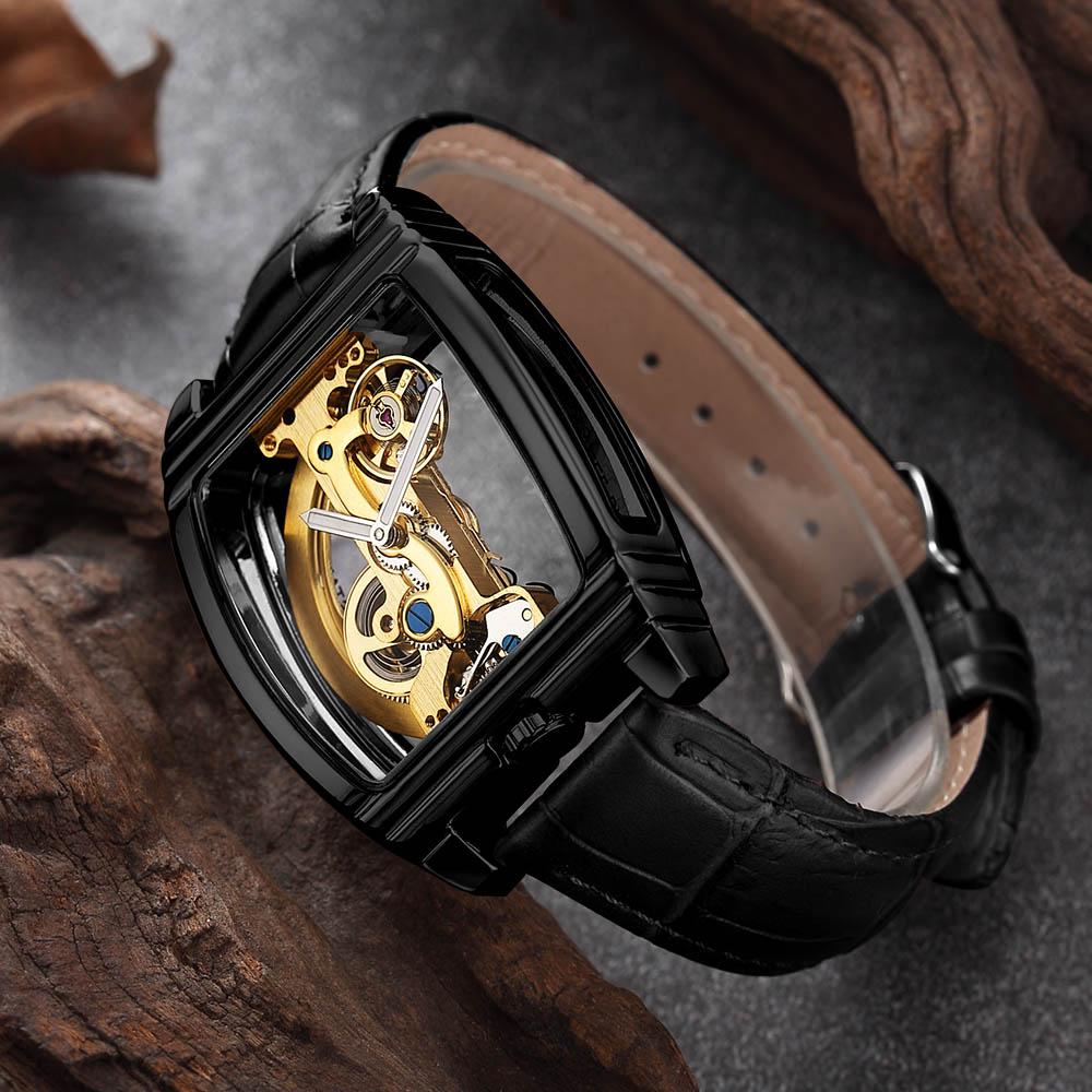 Mechanical watch 3