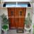 """YP100150-ALU 100x150 cm 39x59 """"de alumínio pátio cobre porta de entrada dossel toldo da janela"""