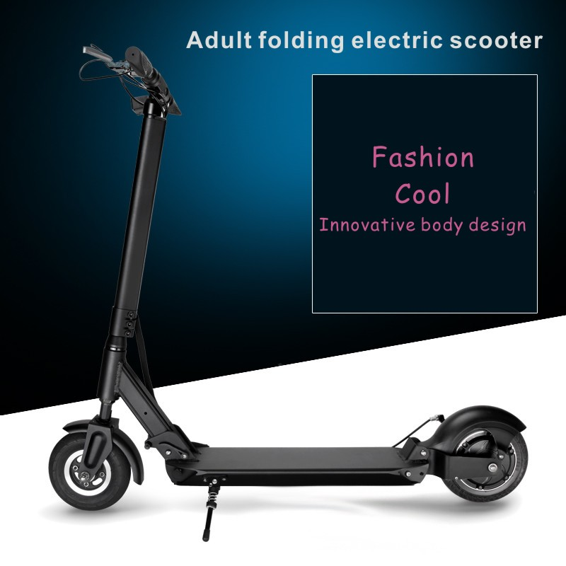 купить Adult folding scooter, electric scooter, two wheel damping дешево