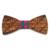Hot Moda Bow tie Acessórios Para Festa de Casamento Dos Homens De Madeira De Madeira Folhosa Gravata Para Os Homens 100% Boa Madeira Maciça Pescoço Laços Gravata
