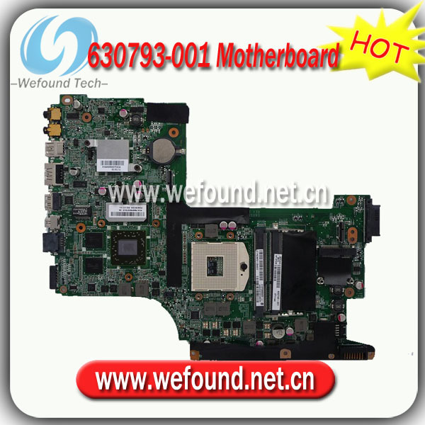 630793-001,Laptop Motherboard for HP ENVY17-1000 Series Mainboard,System Board
