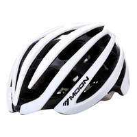 MOON Cycling Helmet Men Women Ultralight In Mold Mountain And Road Bike Bicycle Helmet 52 63
