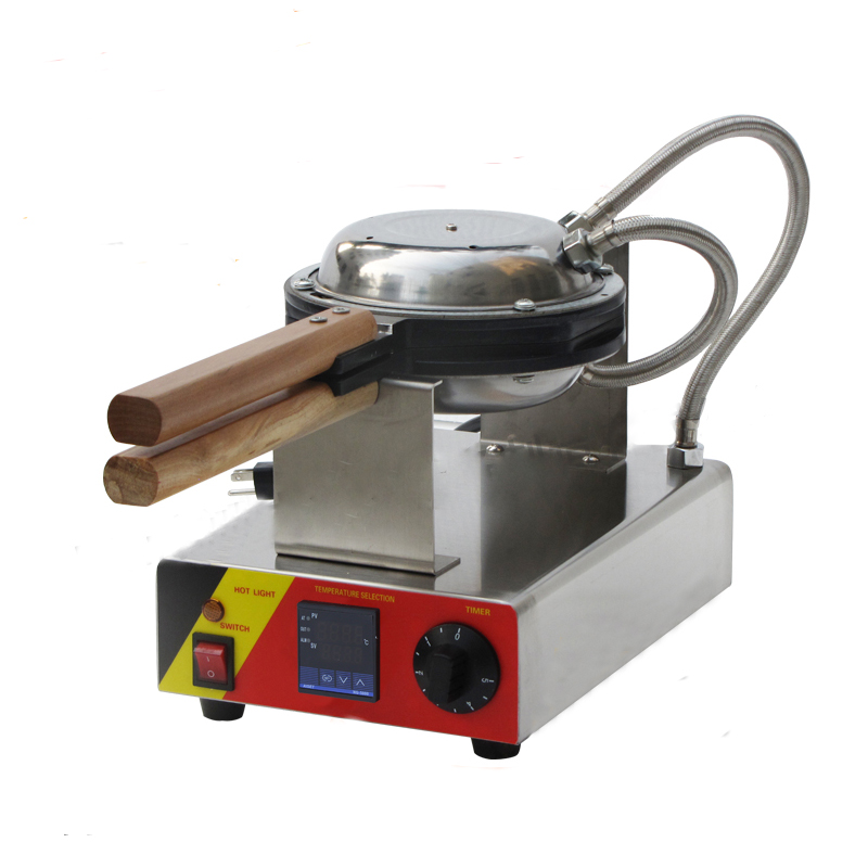 1PC hong kong Electric Waffle Pan Muffin Machine Eggette Wafer Waffle Egg Makers Kitchen Machine Applicance 110v/220v