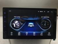 BYNCG 2Din Android 8,1 автомобильный Радио стерео Мультимедиа воспроизведение gps навигация WIFI Bluetooth USB AUX авторадио FM аудио автомобильный DVD плеер