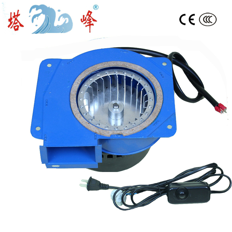 Free shipping Stepless-speed  20w small grill experiment soldering smoke exhaust small blower fan centrifugal blower soprador free shipping china 20w exhaust small centrifugal fan blower 50mm pipe