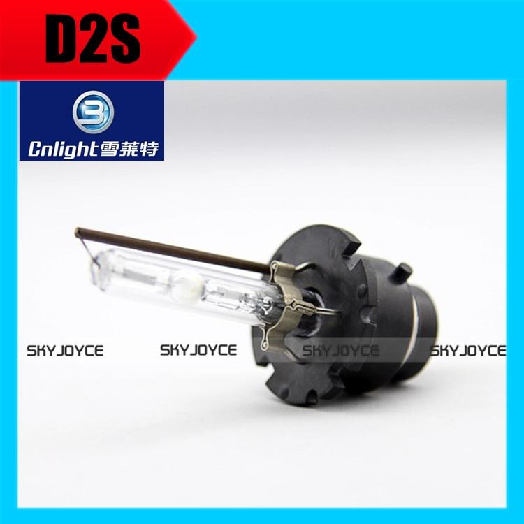 10X Cnlight hid xenon bulb D2S D2C 4300K 5000K 6000K auto xenon hid headlight source car styling metal claw holder sony fdr ax53 black