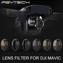 PGY G-UV CPL ND4 ND8 ND16 ДУ32 HD Объектив Фильтры Комплект для FPV DJI MAVIC Pro Drone