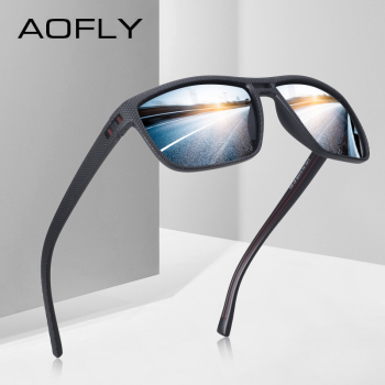 AOFLY Fashion Men Polarized sunglasses Male Driving Sun Glasses For Men HD Polaroid Lens Sunglass Gafas de sol masculino AF8089