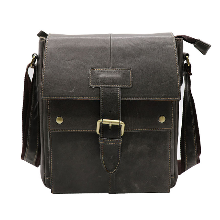 Brand Genuine Leather 10 Tablet PC Pack Men's Shoulder Messenger Bag Casual Travel Business Cross Body Bags Men Cowhide new trend sale men s genuine leather business casual messenger shoulder bag tablet satchel cross body book bag black t0985