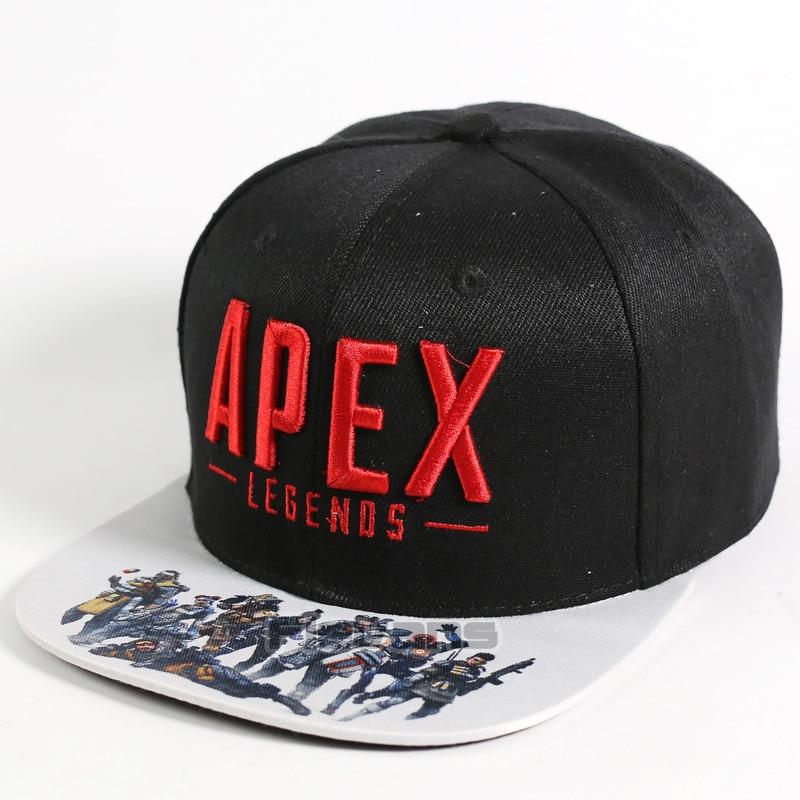 High Quality Apex Legends Cap Game Print Hat Unisex Fashion Baseball Cap Cool Hip Hop Caps Adjustable